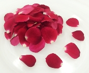 Flower Rose Petals Red 2oz
