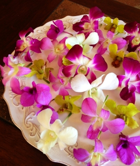 Flower Orchid Mix 25 Ct