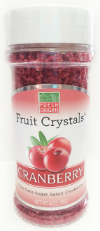 Fruit Crystals® Cranberry