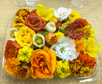 Flower Premium Summer Flowers Mix